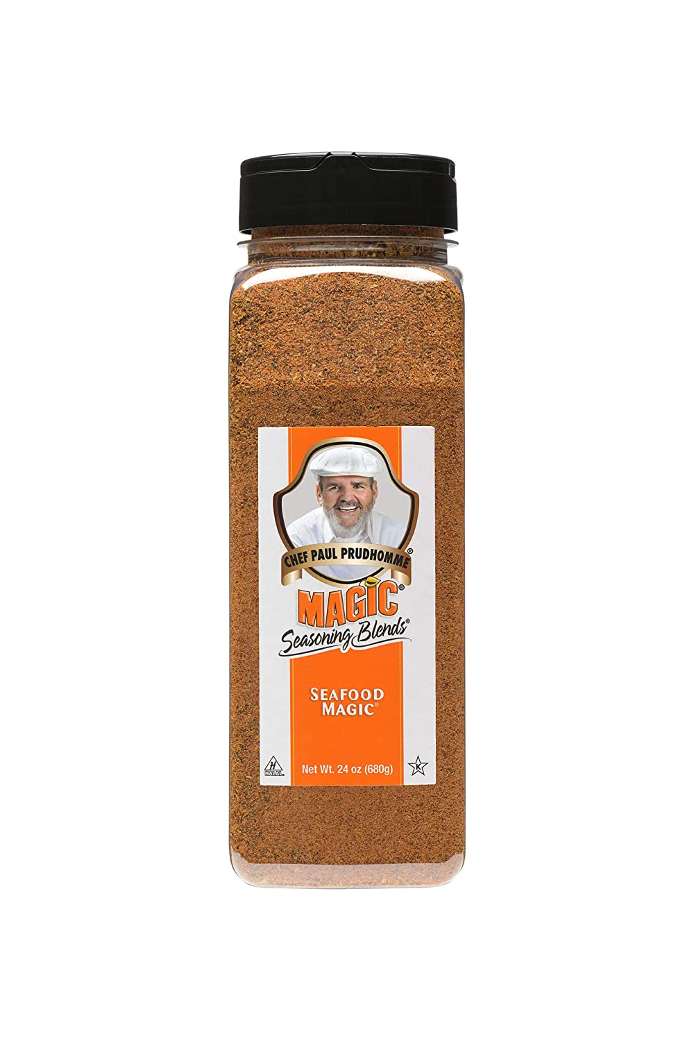 Chef Paul Prudhomme's Magic Seasoning Seafood Magic, 24-Ounce