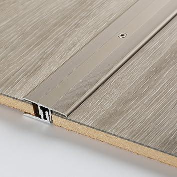 Parador - Perfil de transición aluminio para vinilo/Suelos ...