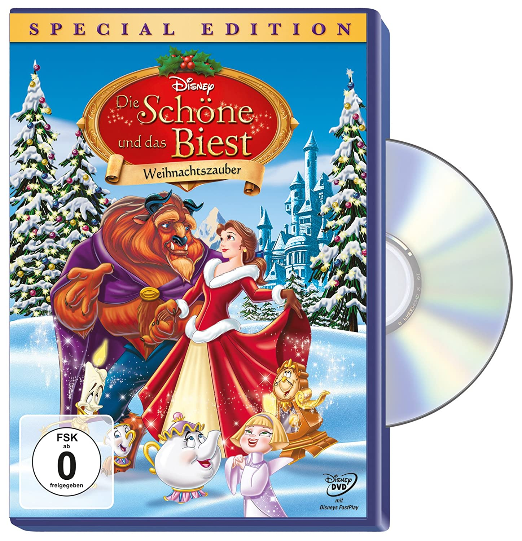 Die Schöne und das Biest: Weihnachtszauber Special Edition: Amazon ...