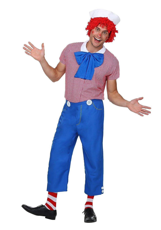 Adult Raggedy Andy Kostüm - XL