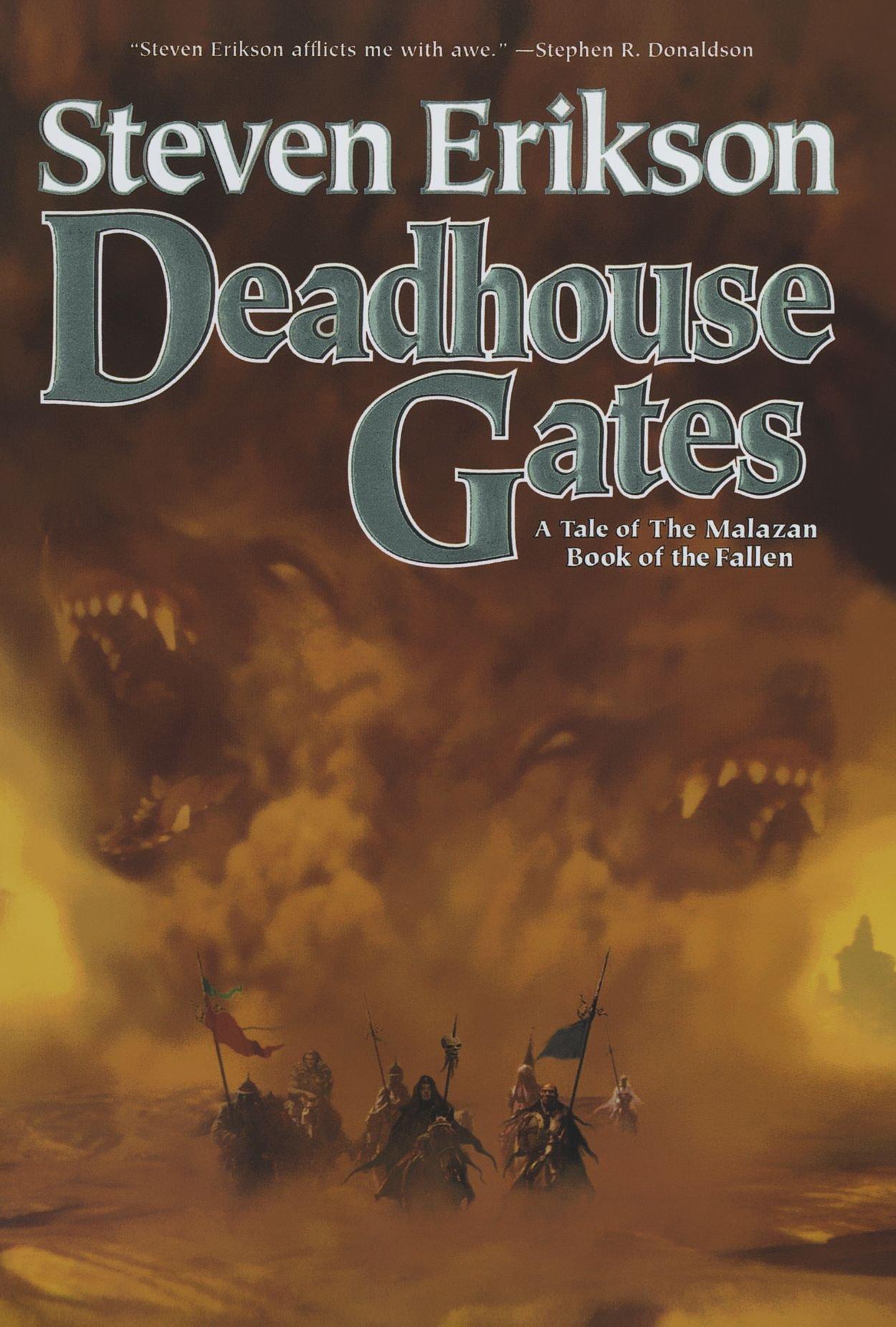 Read Online Deadhouse Gates (The Malazan Book of the Fallen, Book 2) ebook
