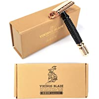 VIKINGS BLADE The Chieftain Safety Razor (Odin Edition)