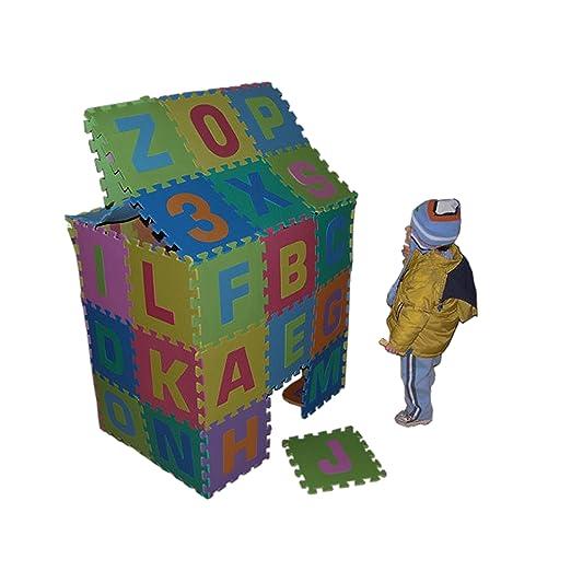 50 opinioni per Tappeto Puzzle 36 Tessere (86 pezzi) in