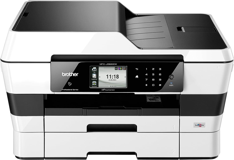 Brother MFC-J6920DW - Impresora a color multifunción (impresora ...