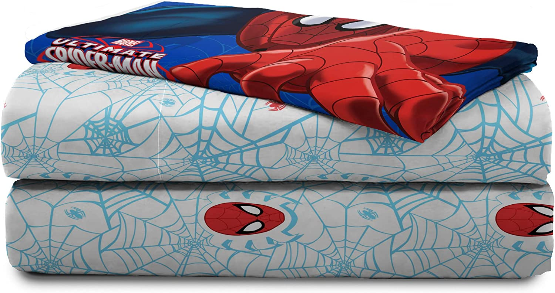 Marvel Spiderman 2 Slash Sheet Set Twin