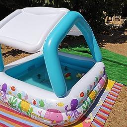Intex 57470NP - Piscina hinchable infantil con toldo ...