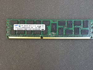 8GB 2Rx4 PC3-10600 SAMSUNG Memory for DELL POWEREDGE T410 T610 T710 R610 R710 R715 R815