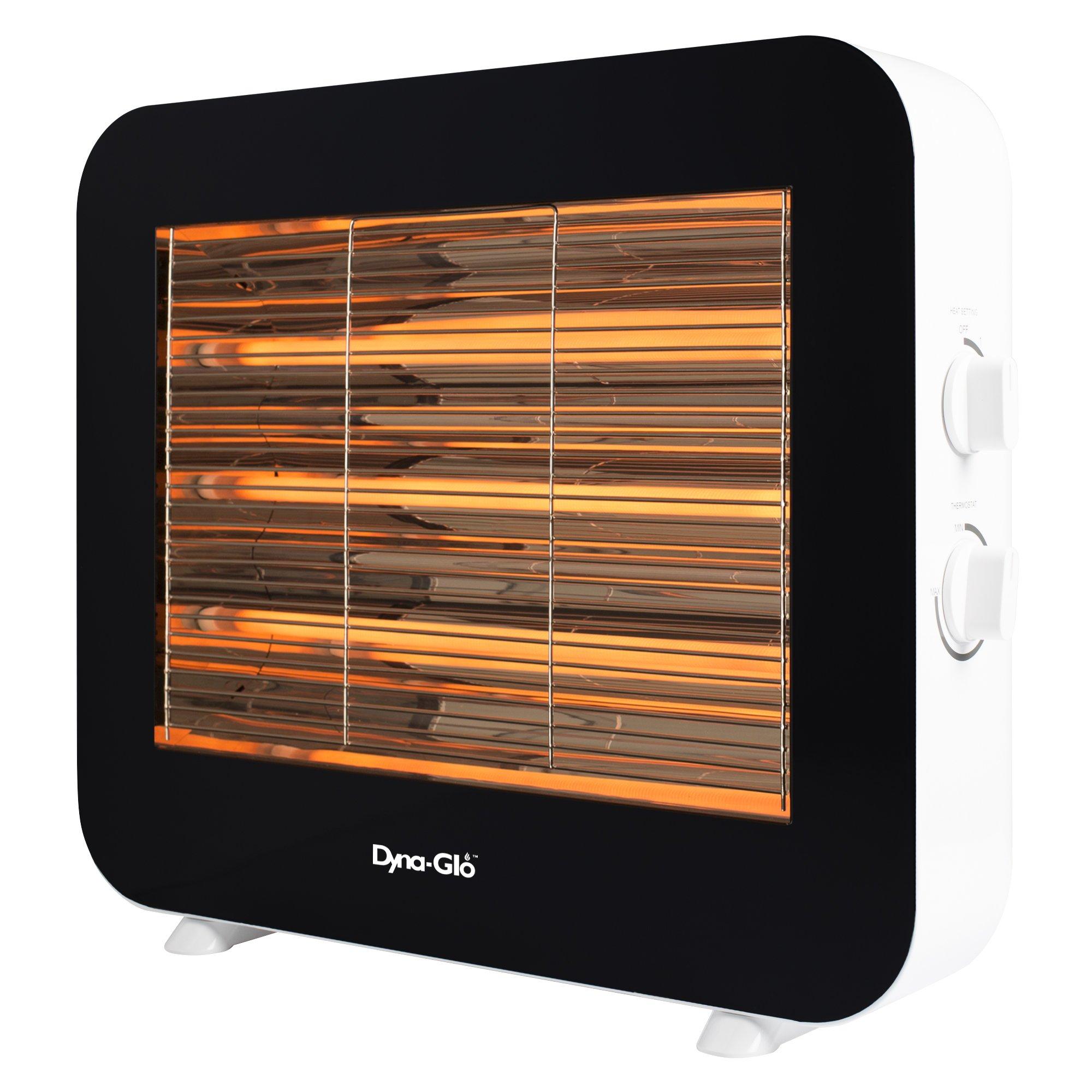 Dyna-Glo 1500 Watt Infrared Electric Quartz Radiant Heater