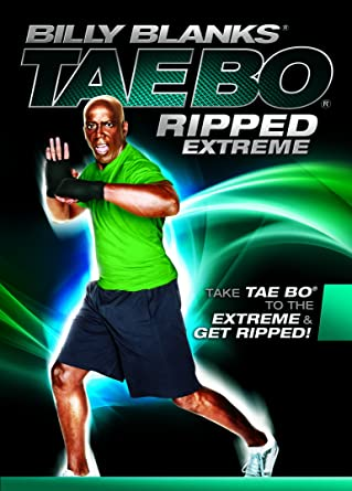 Amazon.com: Billy Blanks: Tae Bo Ripped Extreme: Billy Blanks ...