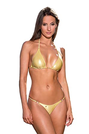 13de99e606 Maillot de Bain Femme Sexy Bikini - Séduction et Brazil - Trois pièces :  brésilien Plus