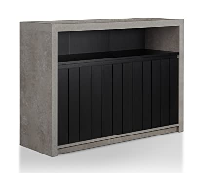 92db600aaf9e6 Amazon.com - HOMES: Inside + Out Broxo Industrial Buffet Table ...