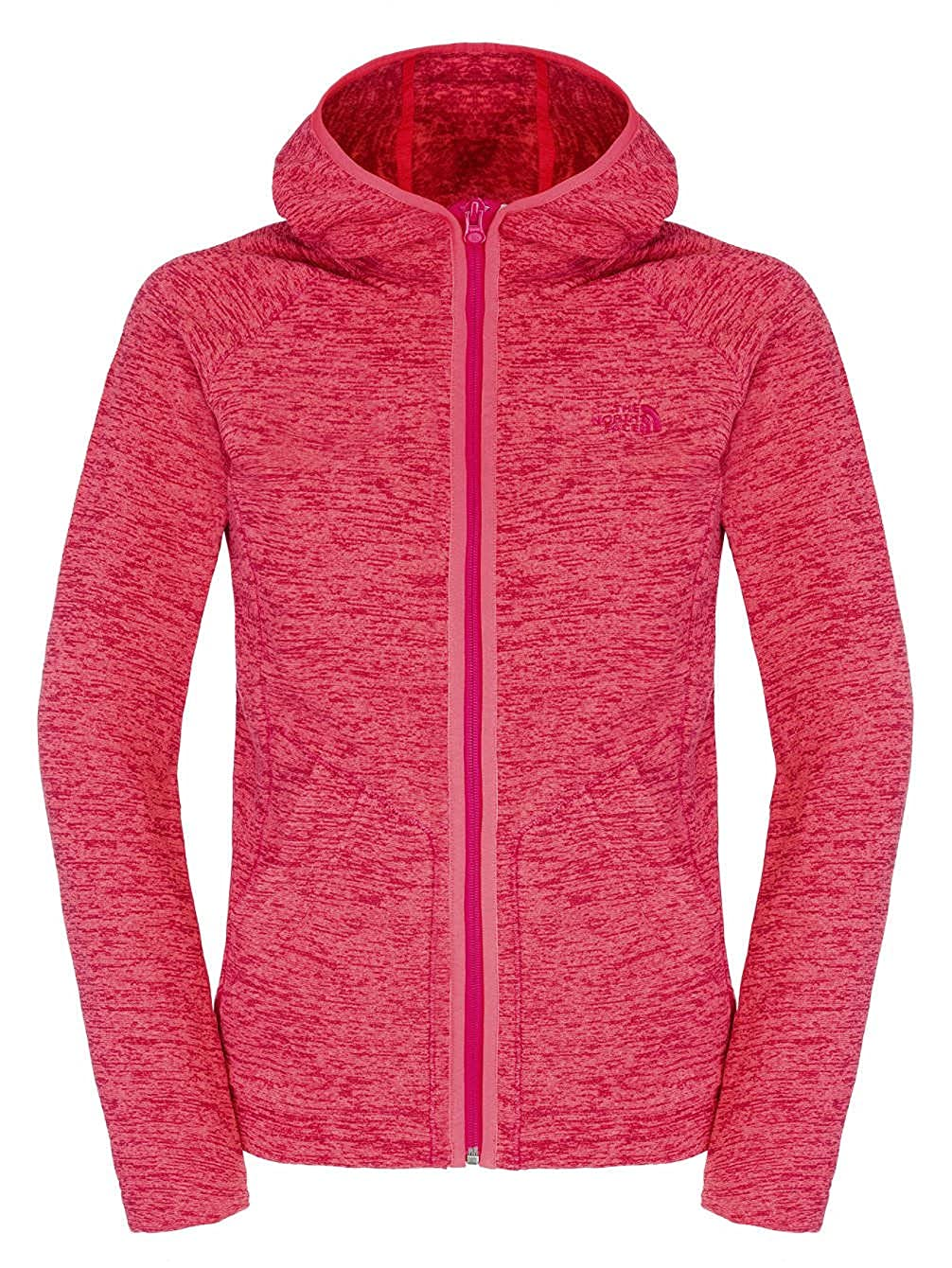 a4f8fcb2 The North Face Jacke Nikster Full Zip Hoodie - Sudadera con capucha ...