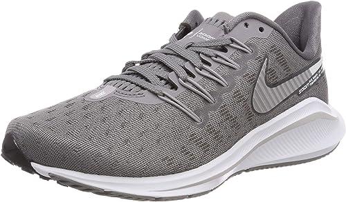 Nike Damen WMNS Air Zoom Vomero 14 Laufschuhe, Gunsmoke, EU