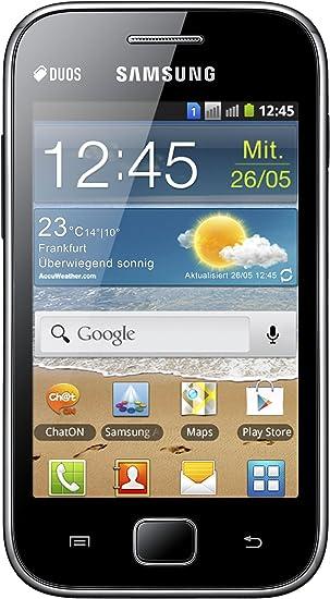 Samsung Galaxy Ace Duos (S6802): Amazon.es: Electrónica