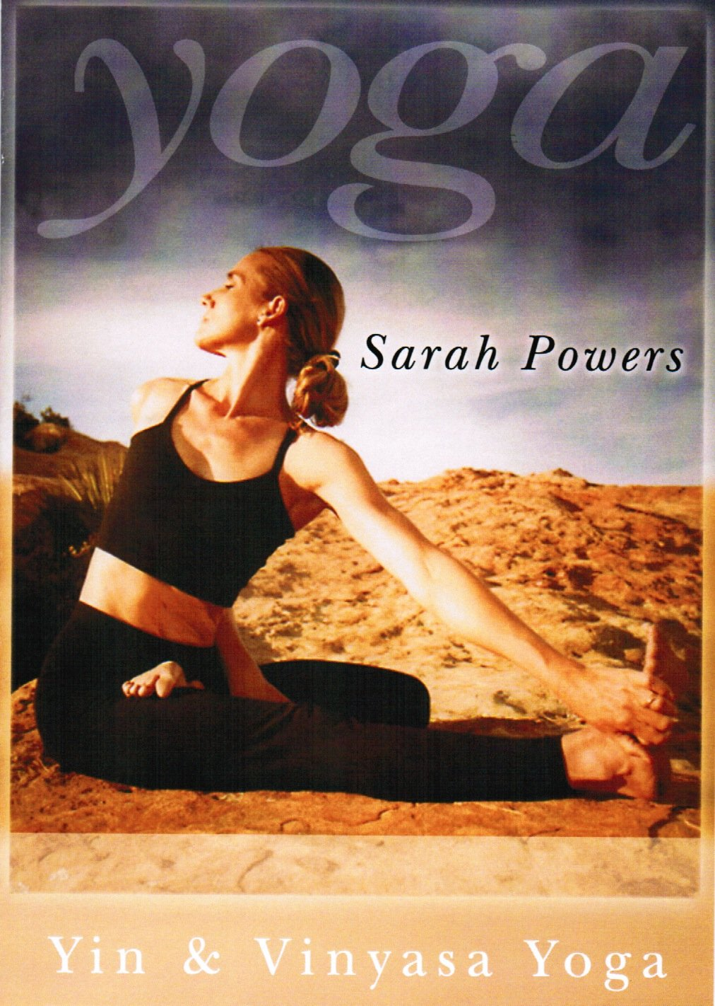 Amazon.com: Yin & Vinyasa Yoga: Sarah Powers: Movies & TV