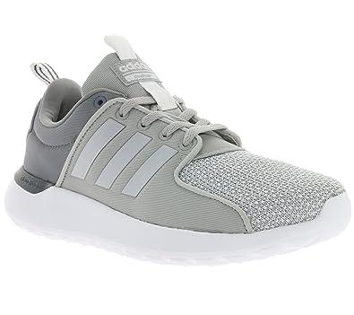 online store 318c0 c0876 adidas neo Cloudfoam Lite Racer W Schuhe Damen Sneaker Turnschuhe Grau  AW4024
