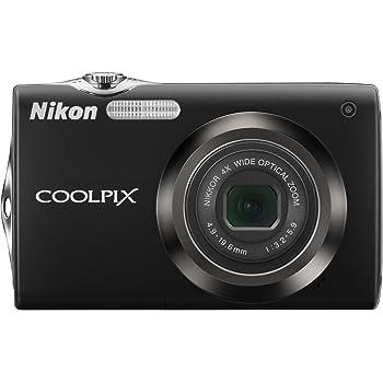 amazon com nikon coolpix s3000 12 0mp digital camera with 4x rh amazon com  coolpix s3000 manual english