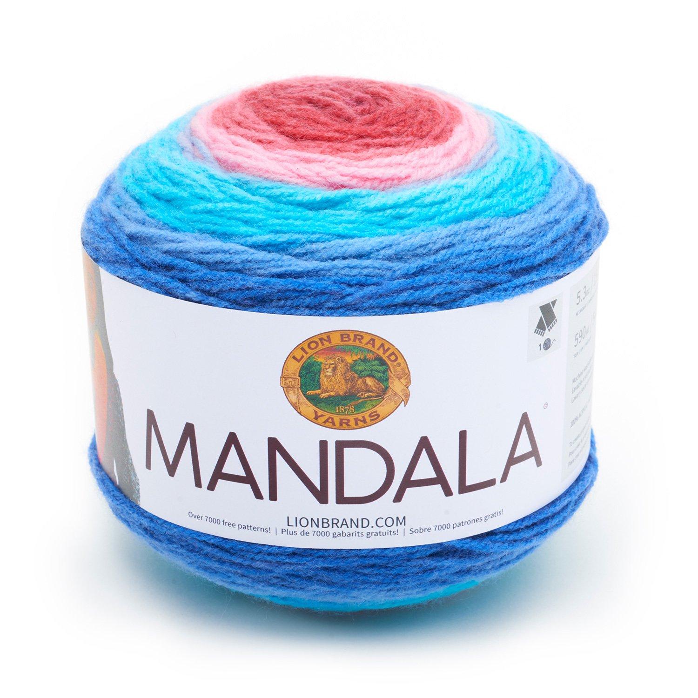 96385f2acbdf Lion Brand Yarn Company Mandala