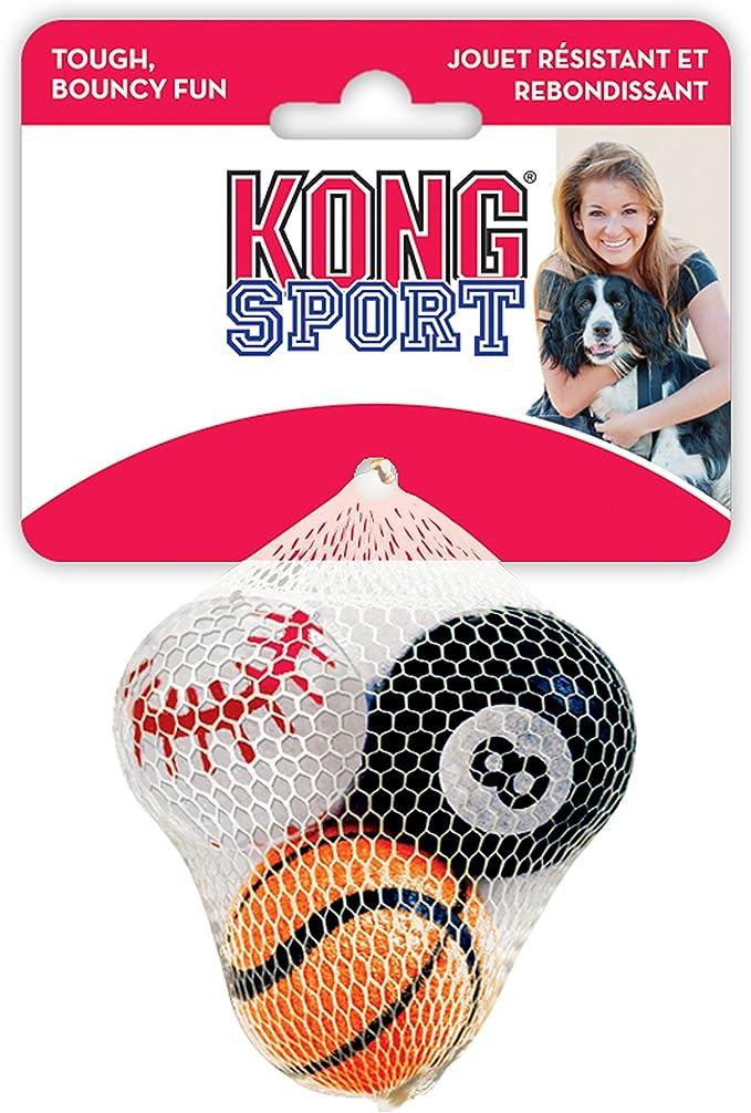 Kong Sport pelotas de perro (varios diseños): Amazon.es: Productos ...