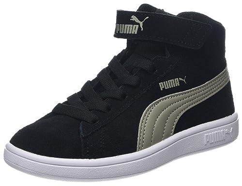 V Mid Smash Bambini V2 Collo Ps A Unisex Alto Sneaker Puma xw4t6