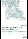 Die pädagogische Fachkraft und Professionalität: Wie mit Hilfe der Schemapädagogik extreme Erziehungsstile identifiziert und überwunden werden können (1): ... (Schemapädagogik kompakt 15)