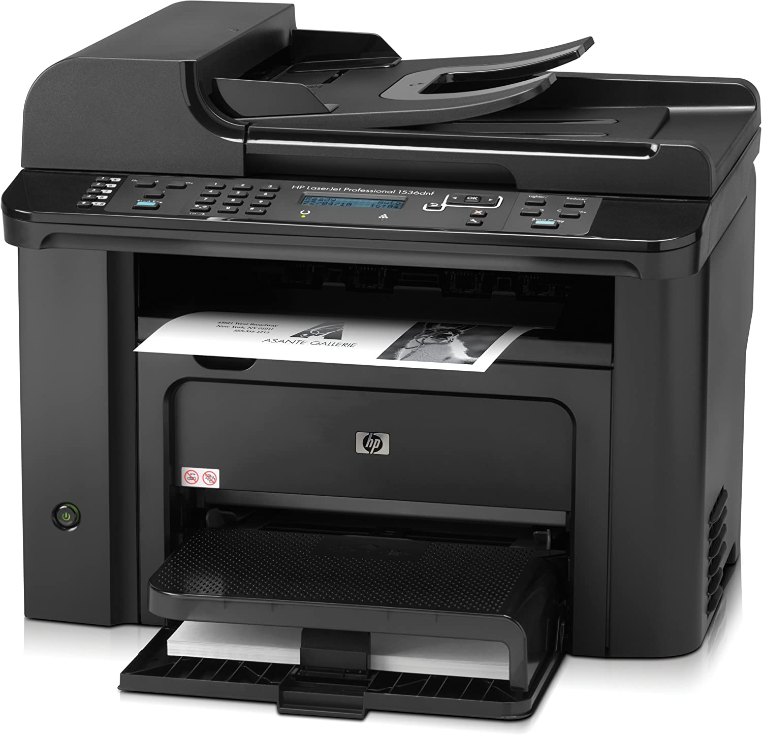 Amazon.com: HP ce538 a, LaserJet Pro M1536dnf Multifunction ...