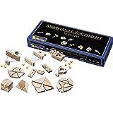 Philos 6923 - Minipuzzle-Sortiment mit 10 unterschiedlich schwierigen Knobelspielen