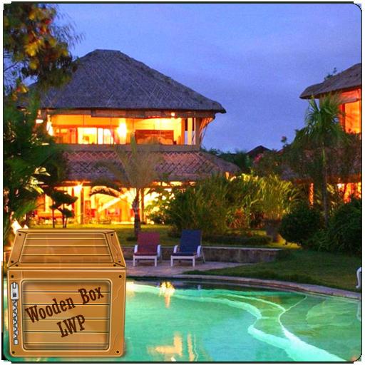 Luxury Villa Ubud Bali Live (Solitude Wallpaper)