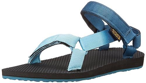 f99396655 Teva Original Universal Gradient Women s Walking Sandals - 8 Black ...