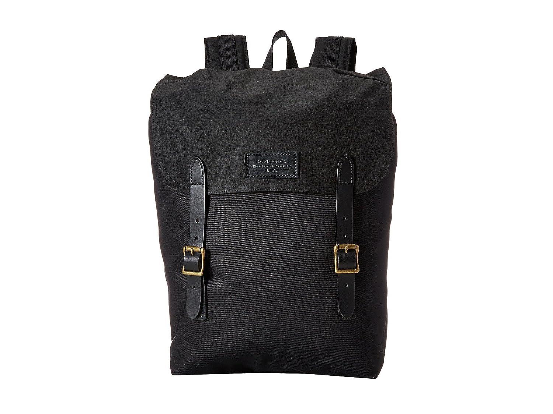 (フィルソン) Filson メンズ バッグ バックパックリュック Ranger Backpack (並行輸入品) One Size ブラック B07FDZYVZY