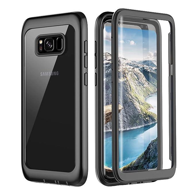Amazon.com: Pakoyi - Carcasa para Samsung Galaxy S8 (con ...