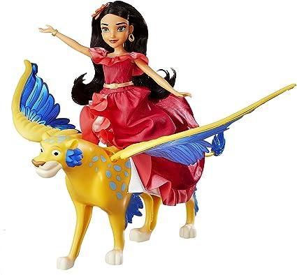 Elena of Avalor and Skylar Figures Disney