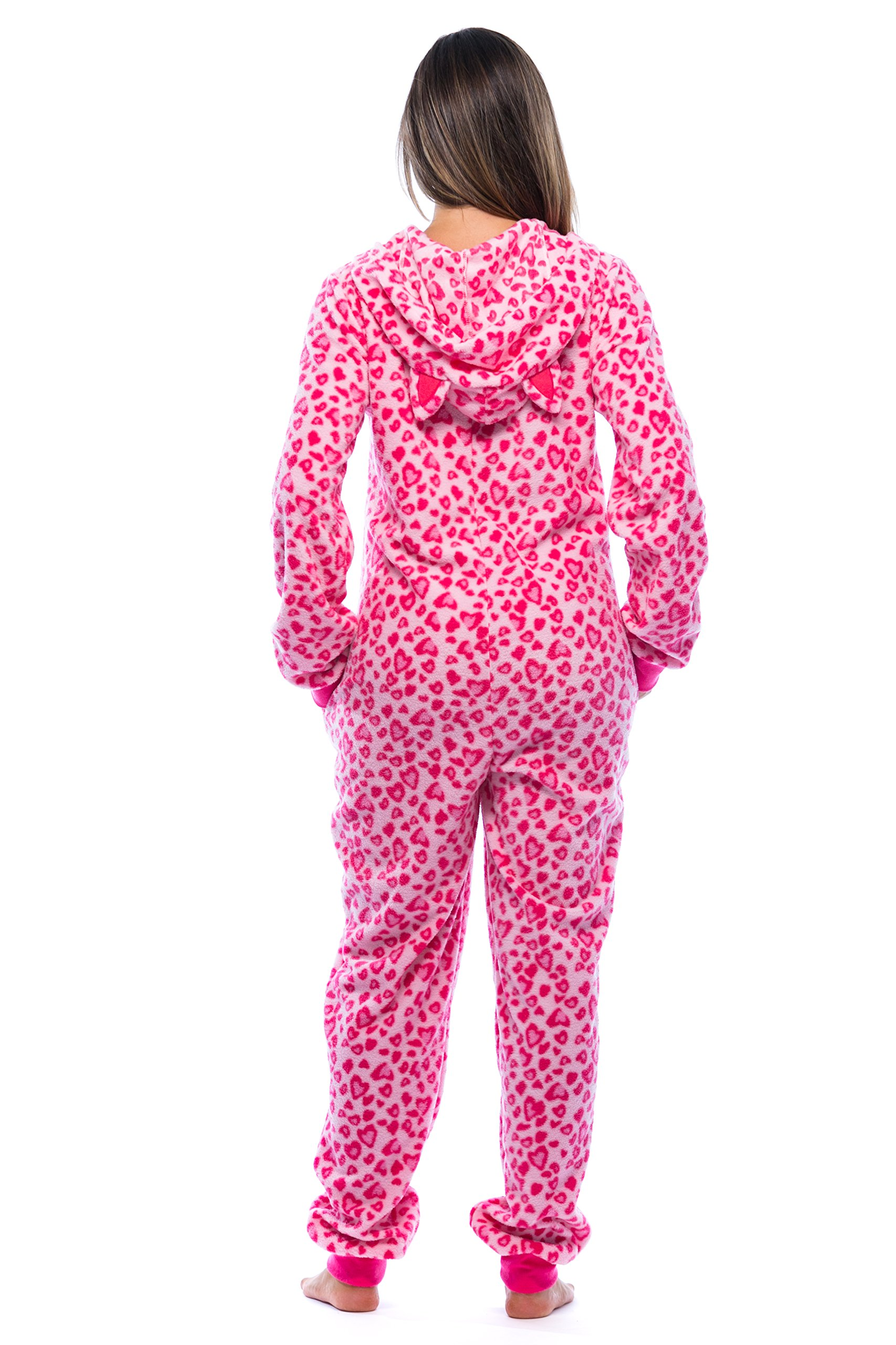 Just Love 6453-10215-M Adult Onesie With Animal Prints/Pajamas by Just Love (Image #3)