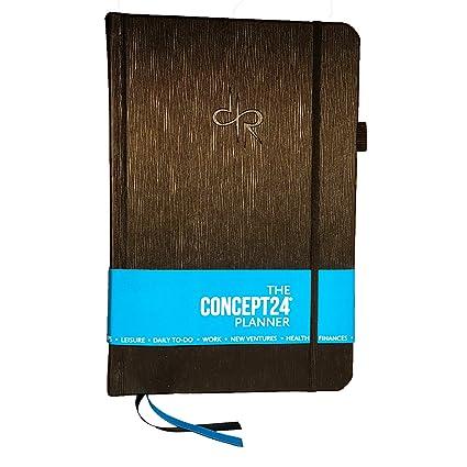 amazon com crush your 2019 goals the concept24 planner best