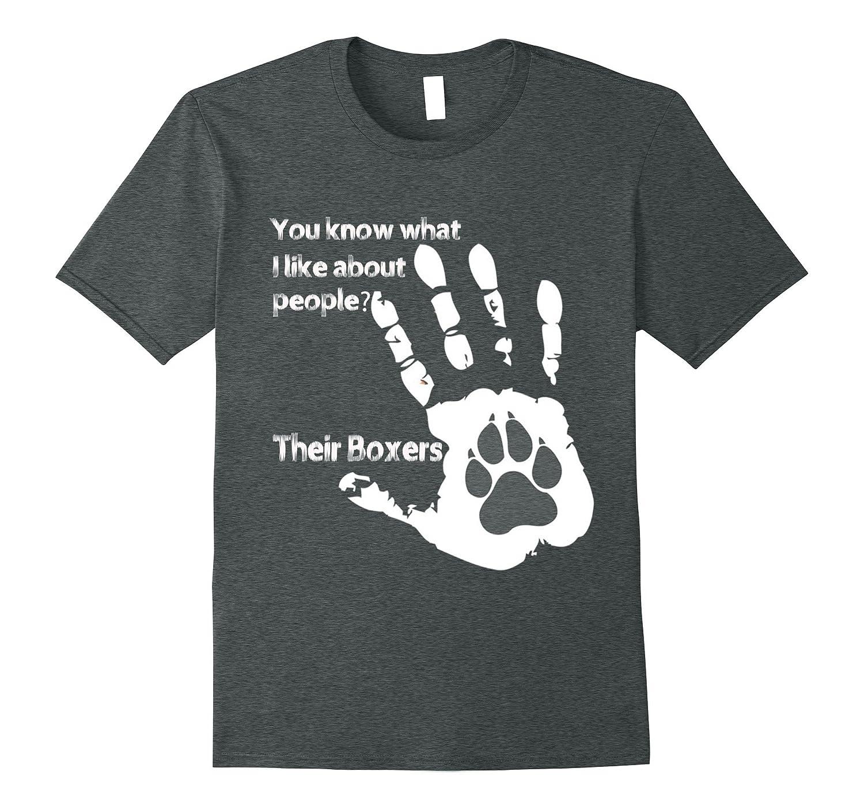 Boxer - Best Friend In My Life Tshirt-Art