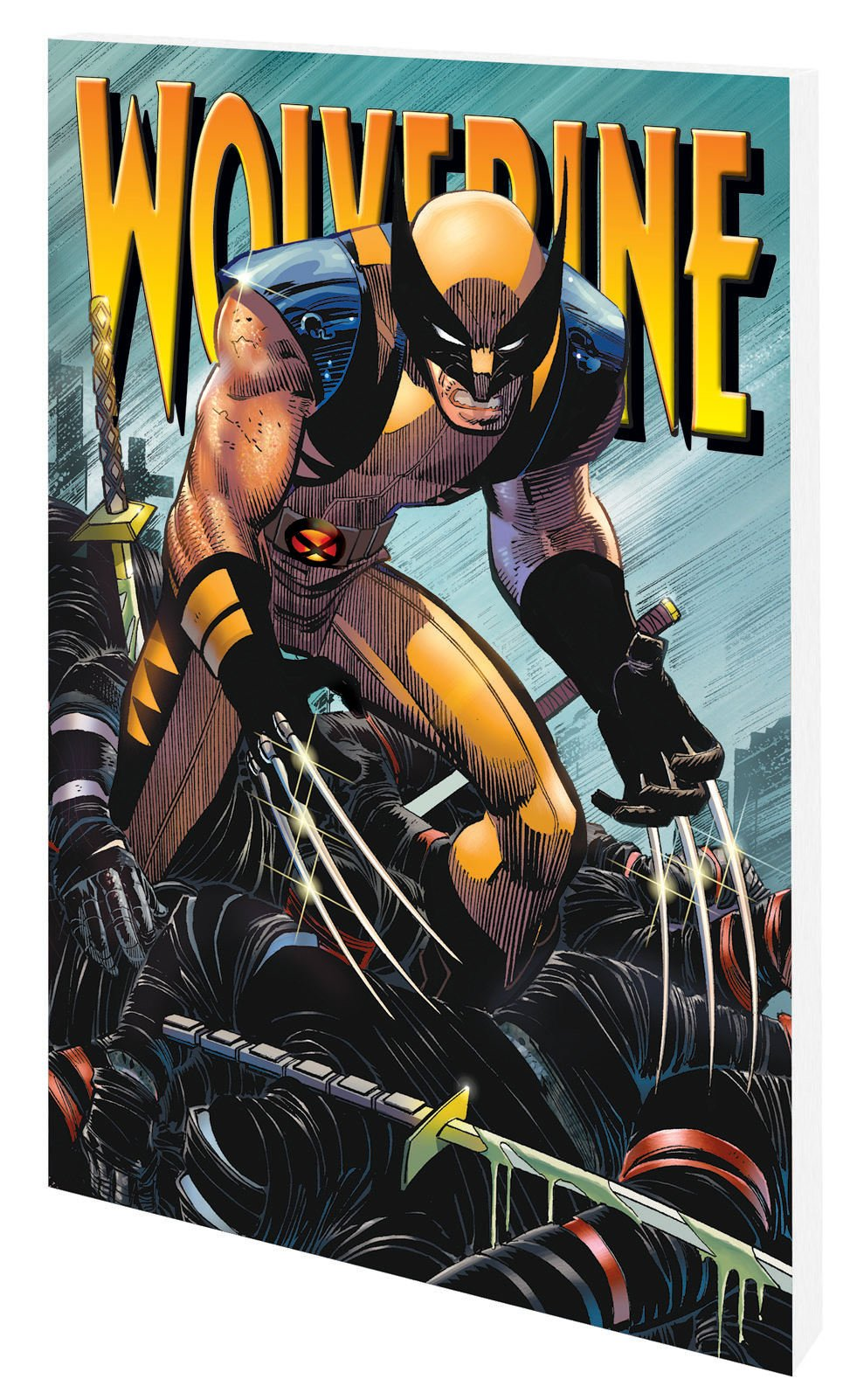 Wolverine: Enemy Of The State Volume 1 TPB: Enemy of the ...