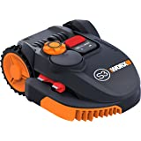 "WORX WR110MI 20 V S700 ""Landroid"" Wi-Fi Enabled Robotic Mower - Black"