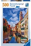 Ravensburger - Puzzles 500 piezas, diseño Venecia (14488 4)