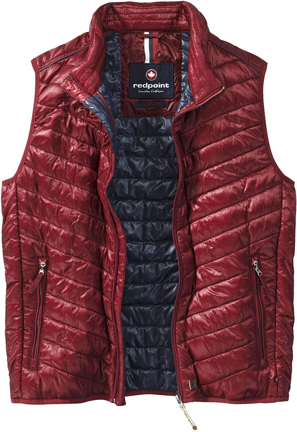 Redpoint -  Gilet - Uomo Red