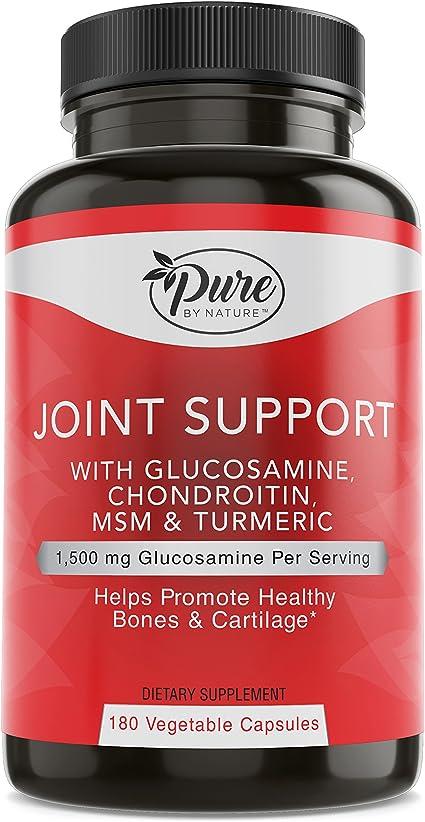 glucosamina condroitină și mms