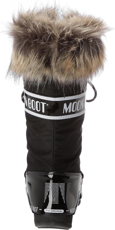 Moon Boot W.e. Monaco, Botas para Mujer Negro SP0ho