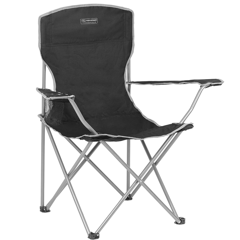highlander traquair chaise de camping pliante ebay. Black Bedroom Furniture Sets. Home Design Ideas