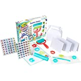 Crayola Glitter Dots Sparkle Station Set, Mess Free Glitter Craft Kit for Kids who Love Sparkle in Their Art! A Creative…