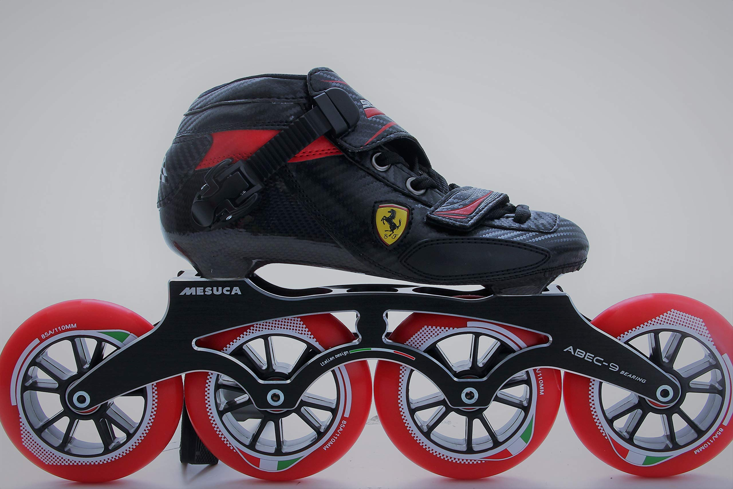 Ferrari Pro Speed Skates Adult Size 11