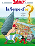 Astérix - La Serpe d'or - n°2 (French Edition)