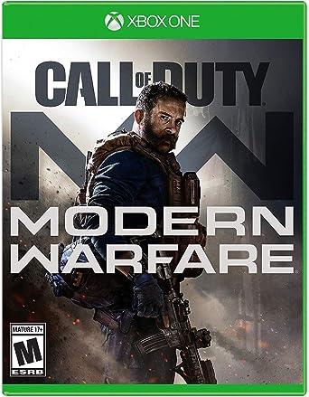 Amazon Com Call Of Duty Modern Warfare Xbox One Activision Inc Video Games