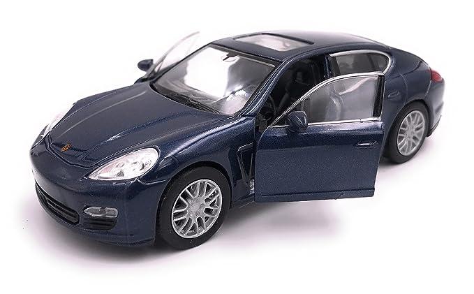 H-Customs Welly Coche Modelo Porsche Panamera S Producto Licenciado Escala 1:34 Color Aleatorio: Amazon.es: Coche y moto