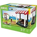 BRIO World - Village Market Stand