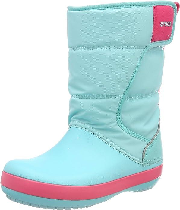Crocs Kid's Lodgepoint Snow Boot,Crocs,204660