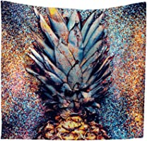 Luxsea Nordic Pineapple Multifunctional Tapestry Wall Towel